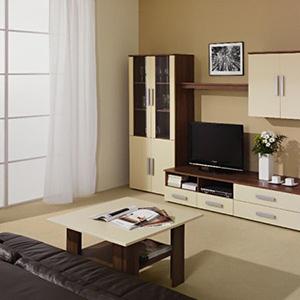Moderní sektorový nábytek
