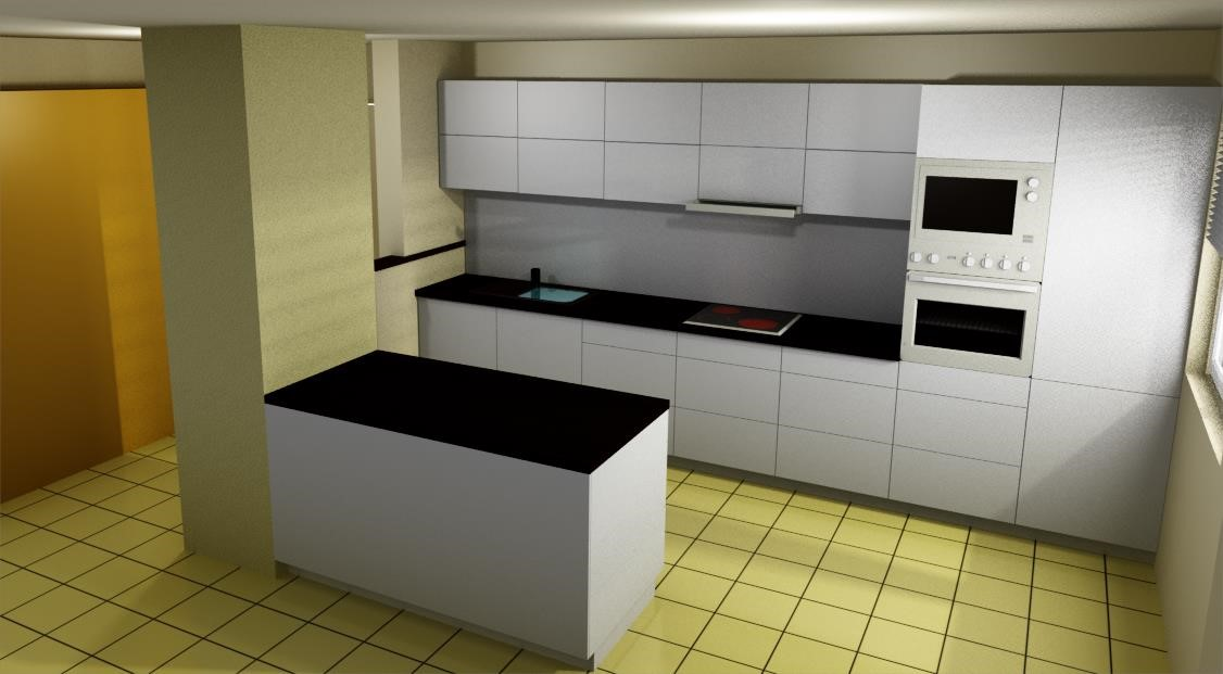 Kuchyňské linky se spotřebiči